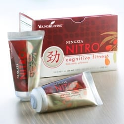 Ningxia Nitro for cognitive fitness.
