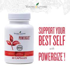 Inspire your inner athlete with PowerGize