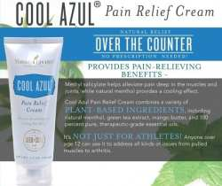 Cool Azul Pain Relief Cream