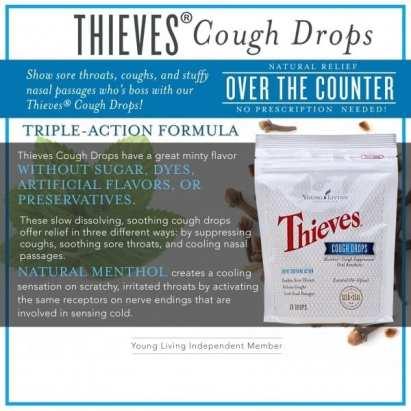 Thieves-Cough-Drops