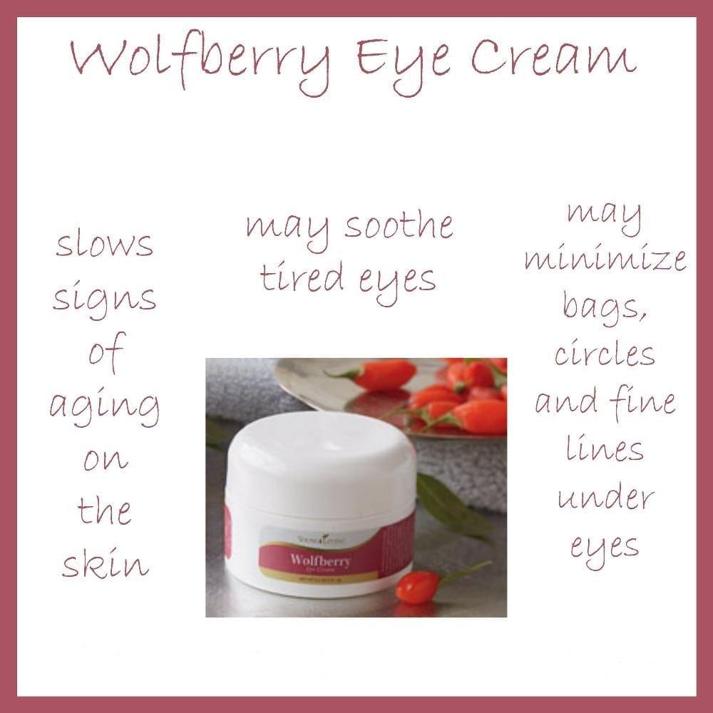 Optical Masters Of Denver: Wolfberry-eye-cream