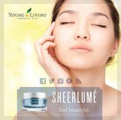Sheerlume Brightening Cream #4833