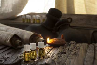 spirit-oils