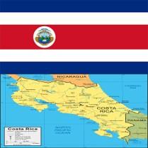 Flag_costa-rica-map