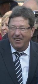 Hätte Haushalt auch ablehnen können: Aurichs Bürgermeister Heinz-Werner Windhorst
