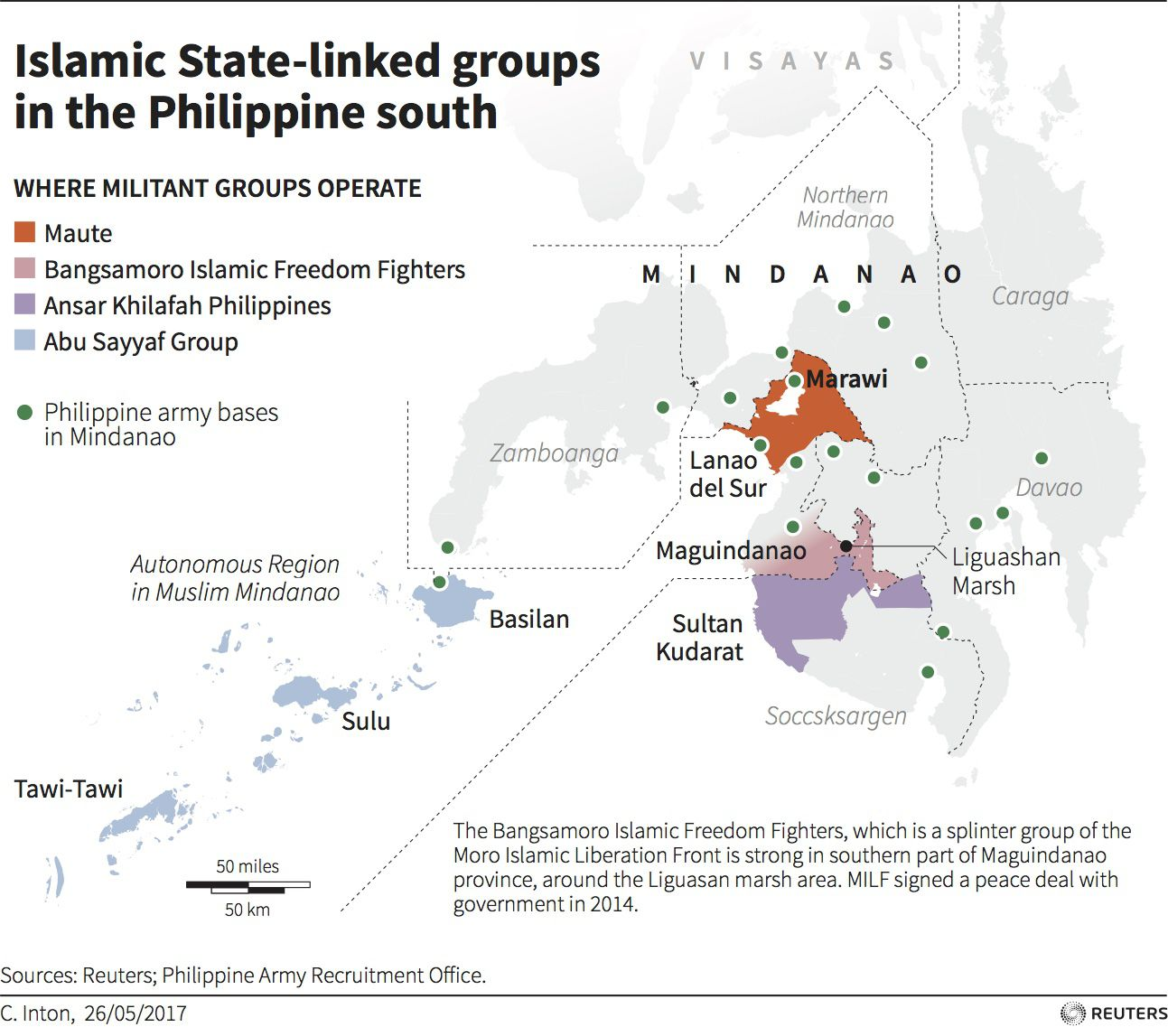 LLL - Live Let Live - Islamic State terrorist group is making comeback in the Philippines 1