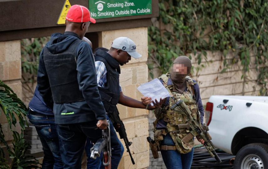 LLL - Live Let Live - British man and American woman among 14 people killed in Kenya hotel rampage claimed by Al-Shabaab terrorists 3