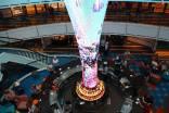 carnival vista atrium