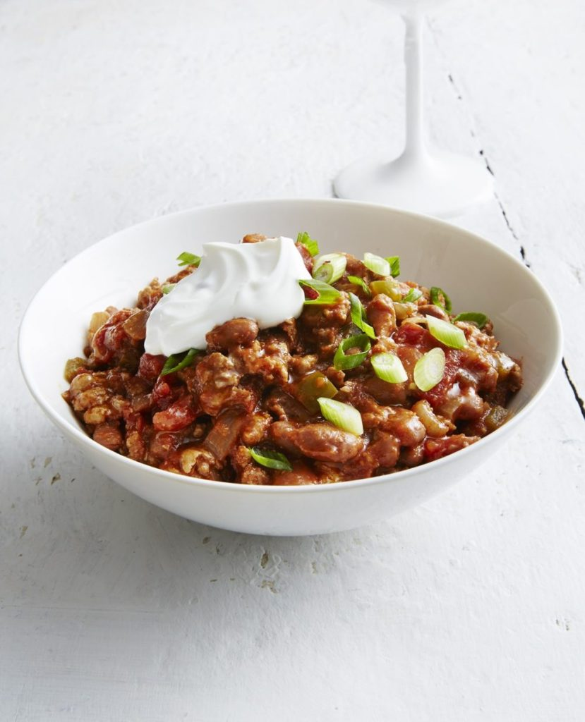 Gluten Free Turkey Chili Recipe