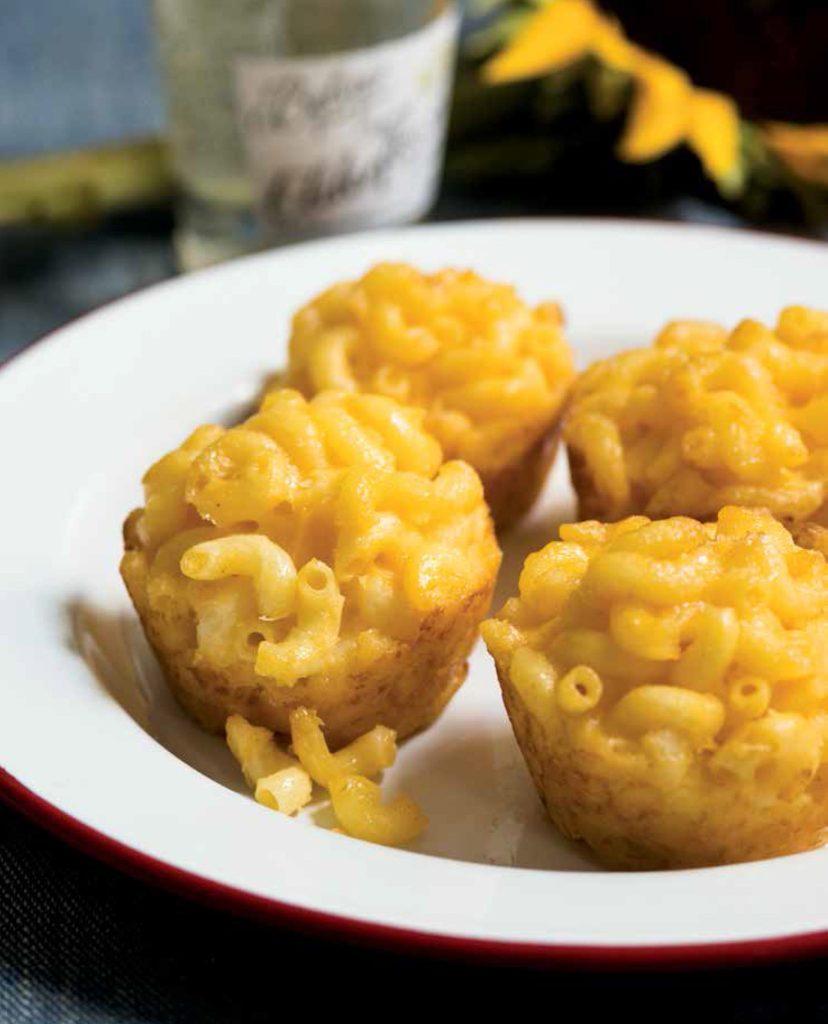 Nicole Hunn's Gluten-Free Miniature Mac and Cheese Cups Recipe