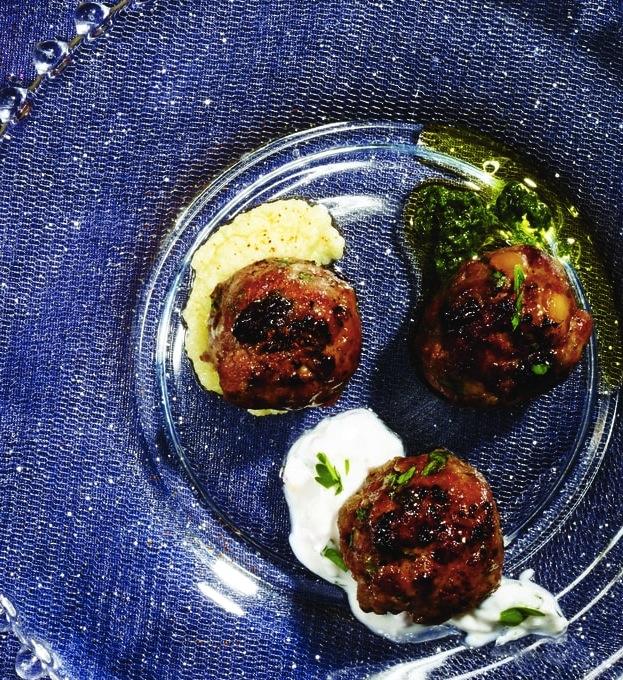 Gluten-Free Lamb Meatballs Recipe