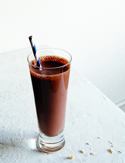 Gluten-Free New Old-Fashioned Chocolate Shake Recipe