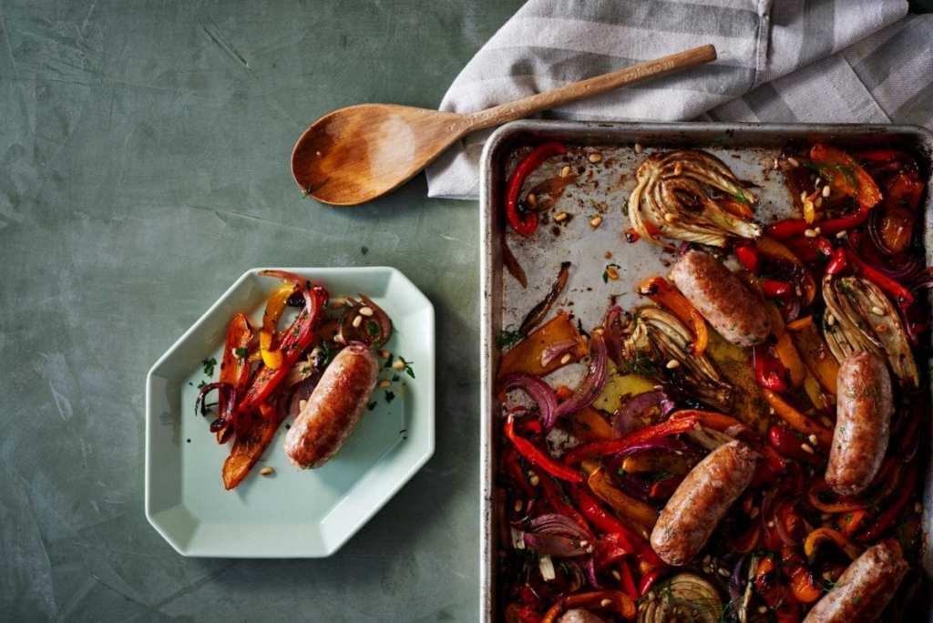 gluten free sausage recipe