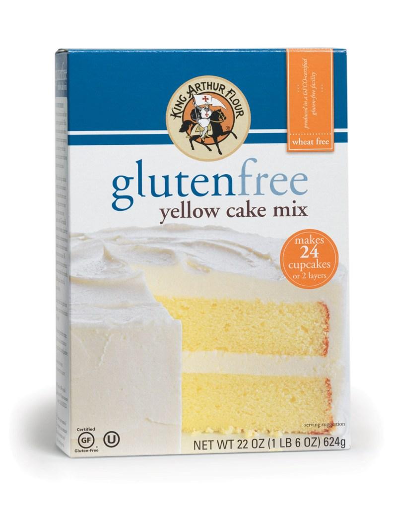 King Arthur Flour Gluten Free Yellow Cake Mix Product Review