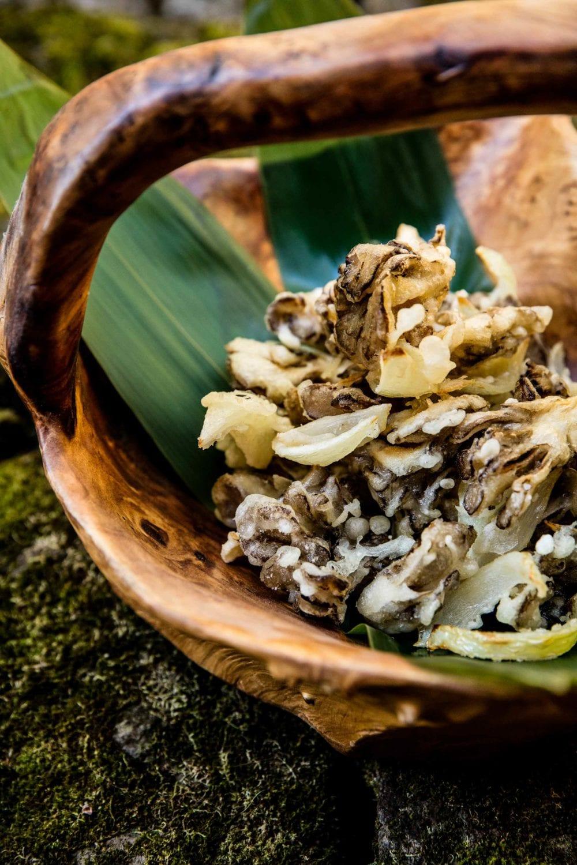 gluten free tempura
