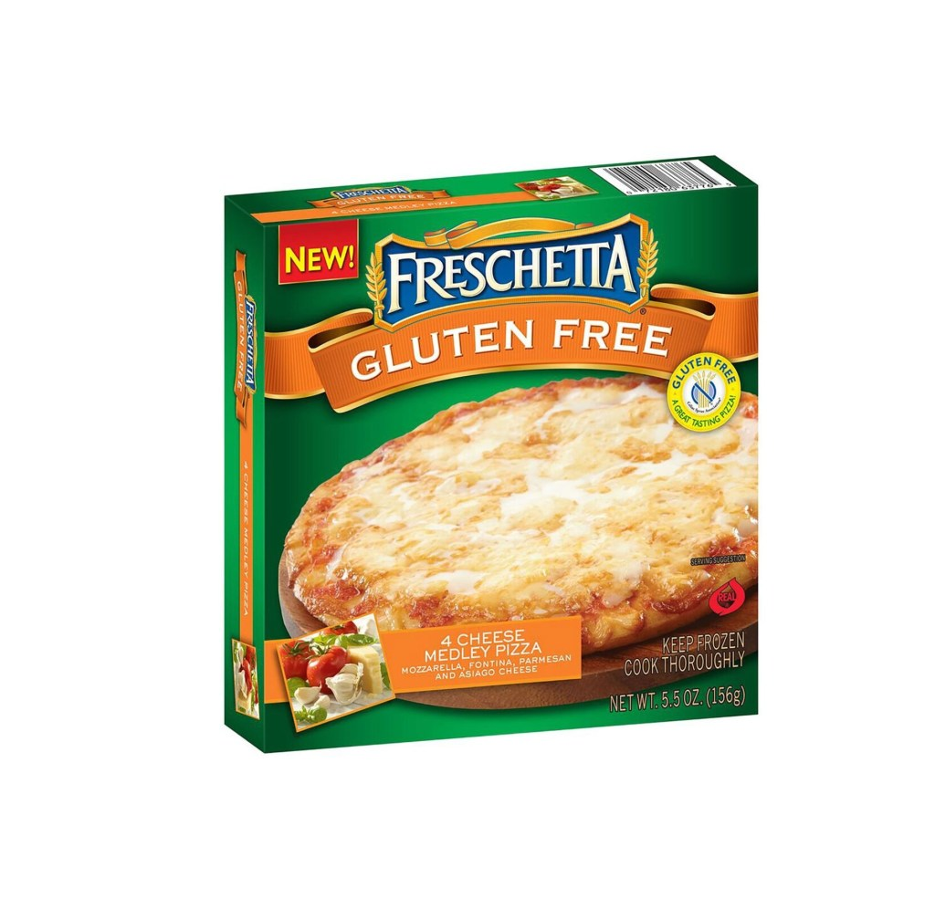 Freschetta Gluten Free Four Cheese Pizza Product Review