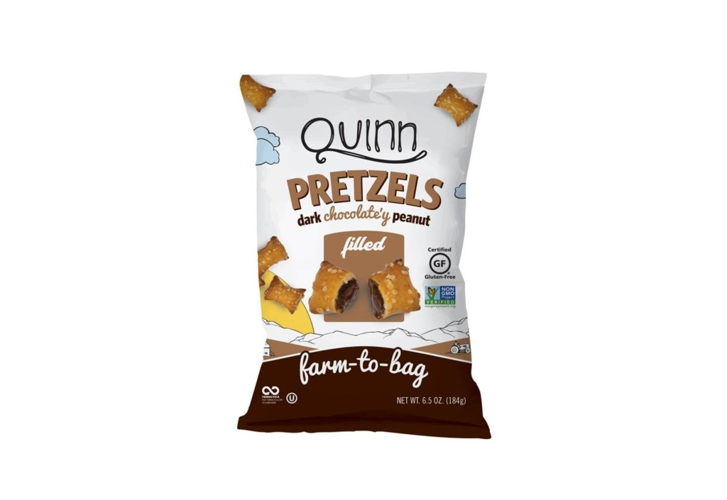 Quinn Chocolate Peanut Butter Filled Nuggets Product Review