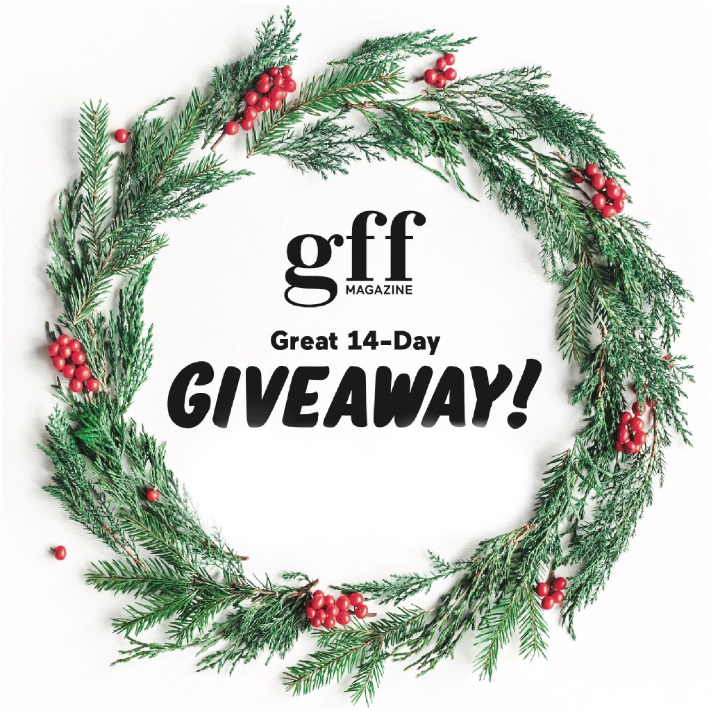 GFF Magazine's Great 14-Day Giveaway 2019