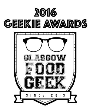 Geekies 2016
