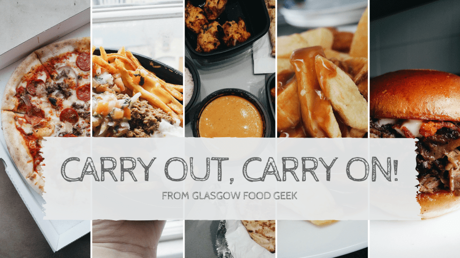CARRY OUT, CARRY ON!