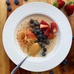 Porridge {gluten free}