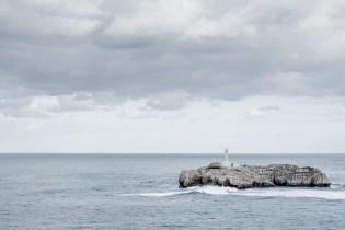 Isla de Mouro, en paz.
