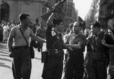 19 de Julio de 1936, Joan García Oliver