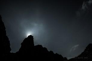 Siluetas de Roca