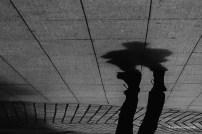 Autorretrato a través de mi sombra. La cual dice más de mi que yo mismo.