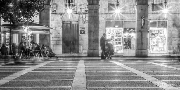 Fantasmas en la calle