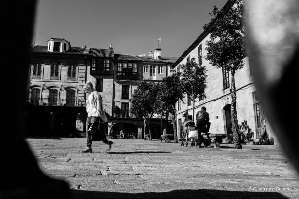 Parques pavimentados.