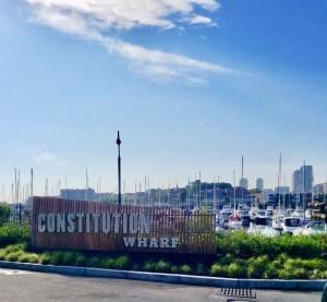 constitution wharf