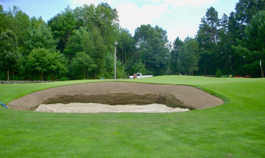 charles river country club trap