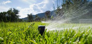 residential irrigation system