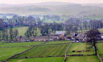 Chelmorton in Derbyshire