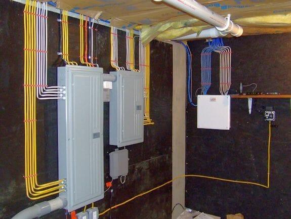Gforce Electrician Electrical Panel San Diego