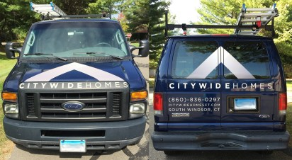Commercial Vehicle Lettering in South Windsor, CT