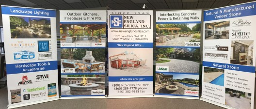Retractable Banners in South Windsor CT