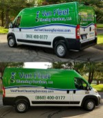 Vehicle Wraps in South Windsor, CT