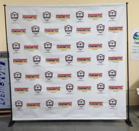 Step and Repeat Bannrs South Windsor CT