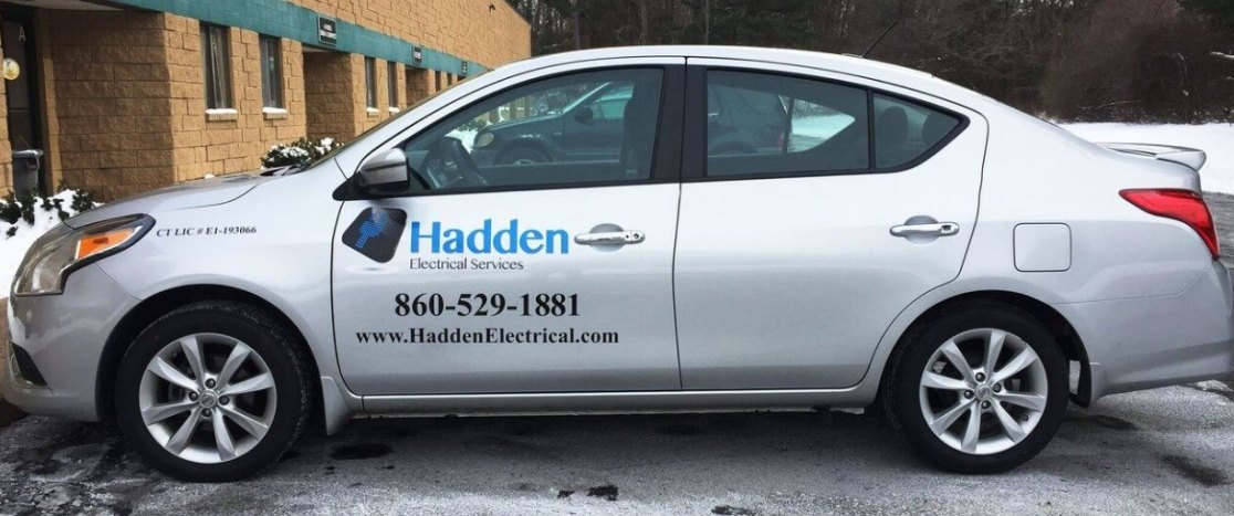 vehicle graphics in Rocky Hill CT