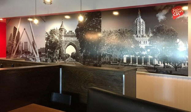Wall Graphics in Storrs, CT