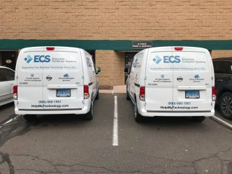 Commercial Vehicle Lettering, Newington, CT