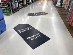 Floor Graphics, Manchester, CT
