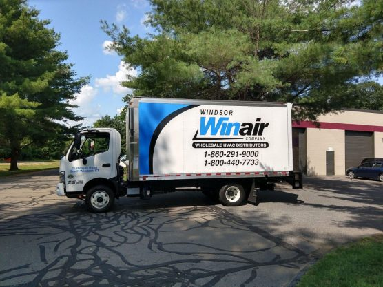 Vehicle Lettering in Windsor, CT