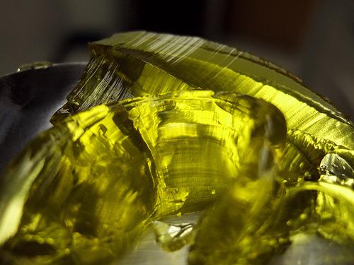 A picture of jello