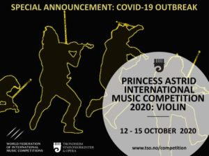 Princess Astrid Competition