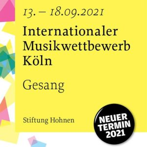 Cologne International Music Competition