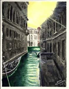 Into the Light - Venice