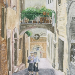 SIENNA SHADE (Sienna, Italy)
